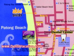 Sea Smile Dental - Patong, Phuket - Thailand