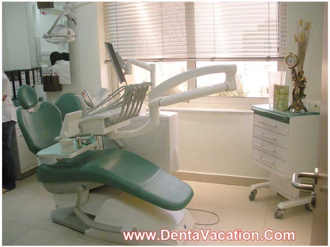Dental Clinic in Jordan