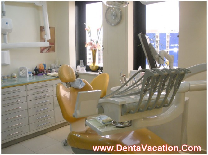 Dental Implant Center in Jordan