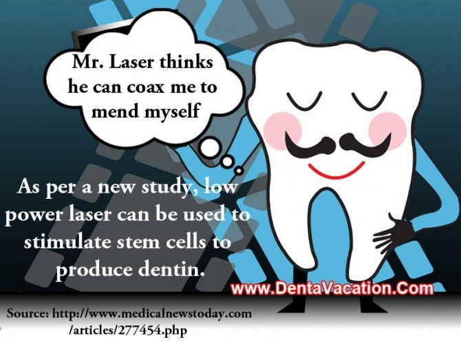 Laser and Dental Treatments