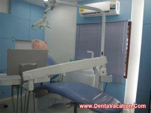 Clinic for dental implants in Patong - Thailand