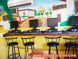 Internet Access - Hotel Hacienda - Los Algodones