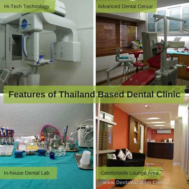Features of Thailand Based Dental Clinic