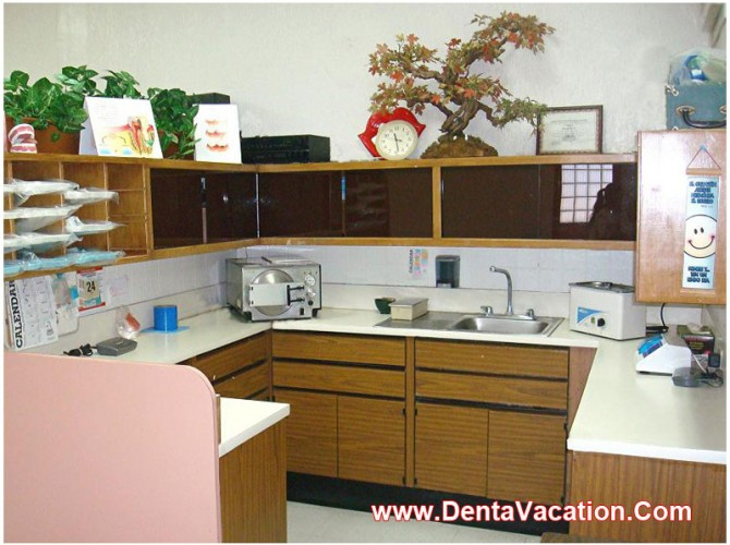Dental Clinic in Mexico