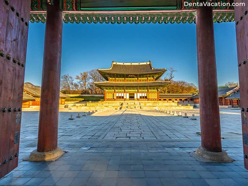 Changdeokgung | Dental tourism in Seoul
