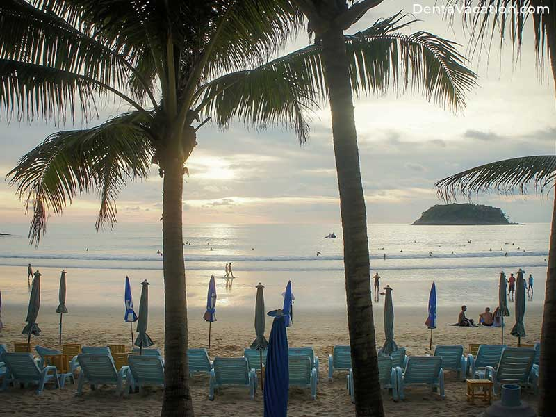 Kata Beach | Dental Tourism in Phuket
