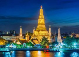 Dental Tourism Thailand - Wat Arun