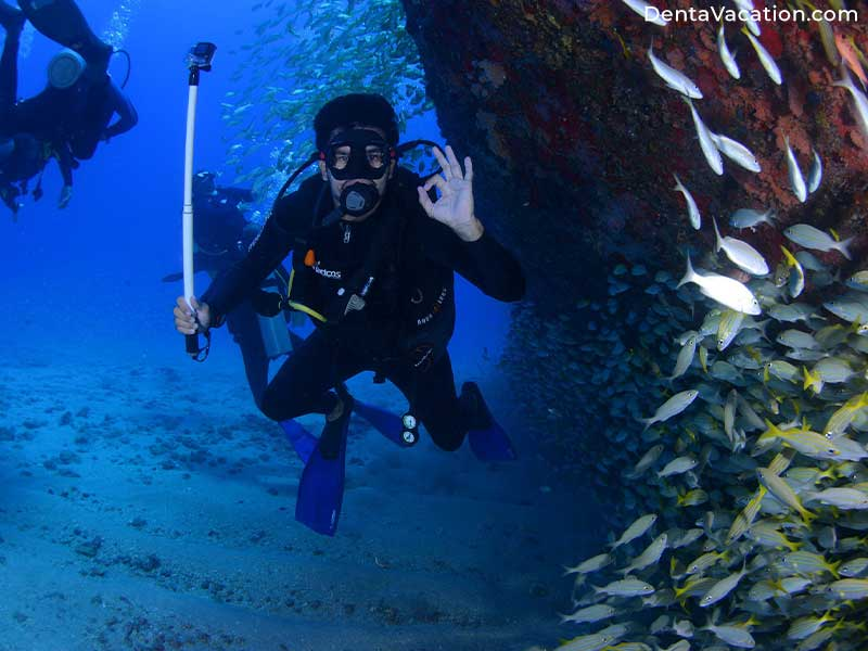 Scuba Diving | Dental Tourism in Phuket