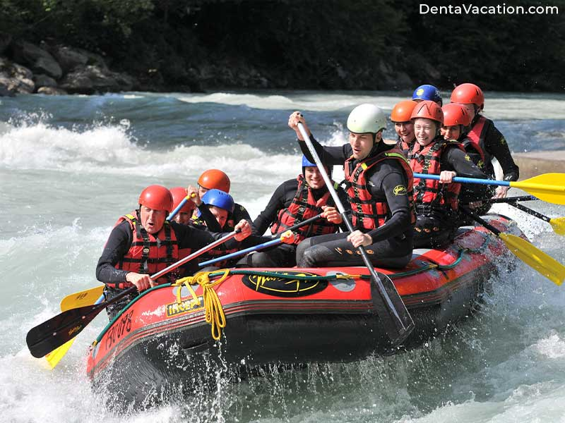 River Rafting | Dental tourism in Chiang Mai