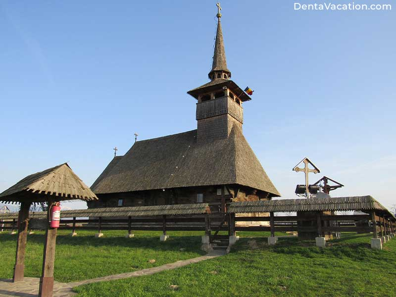 Wodden Church | Dental Tourism in Romania
