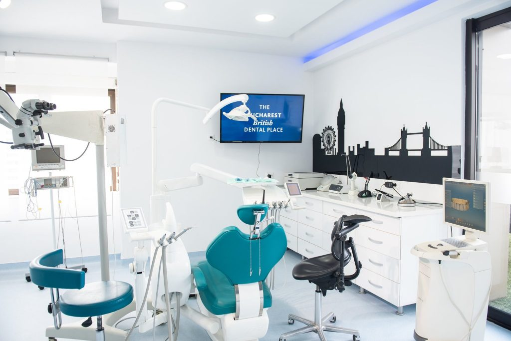 The Bucharest British Dental Place | Dental work in Romania