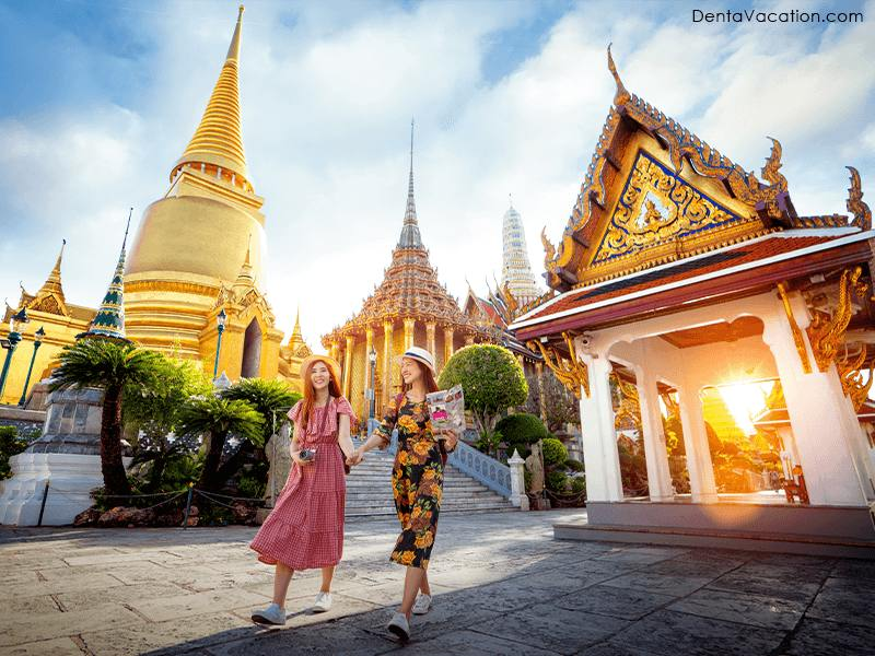 Wat Phra Kaew- Dental Works in Bangkok