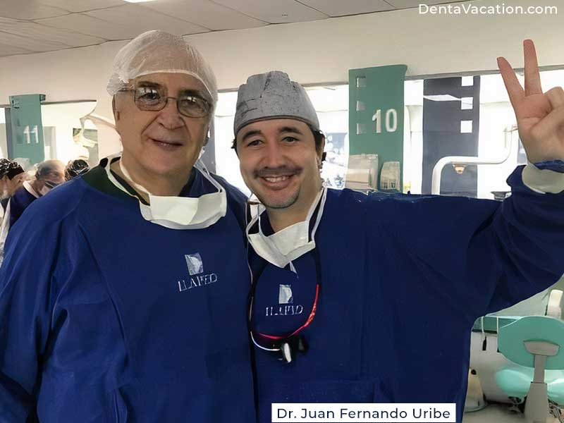 Dr Juan F Uribe- Dentist in Cali, Colombia