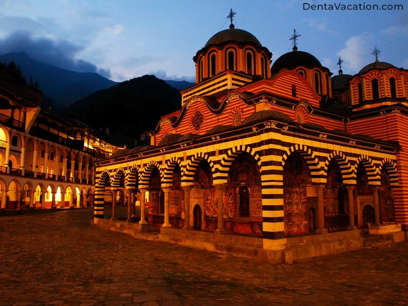Rila Monastery- Dental Work in Bulgaria