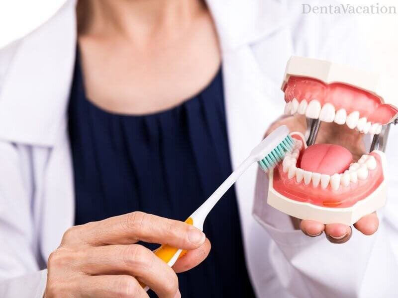 Aftercare | Dental crowns in Hanoi