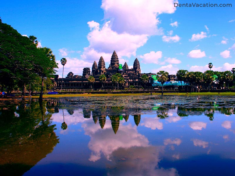Angkor | Dental Tourism in Phnom Penh