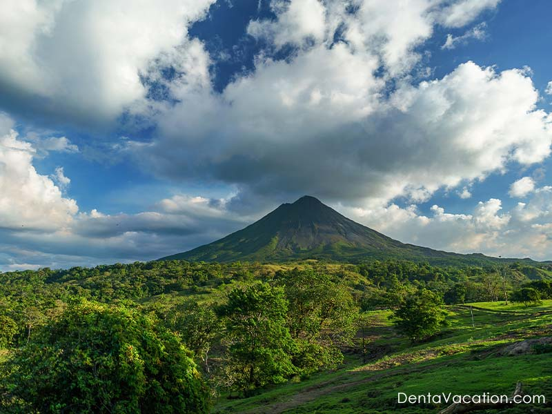 Arneal Volcano, Dental Tourism in Costa Rica