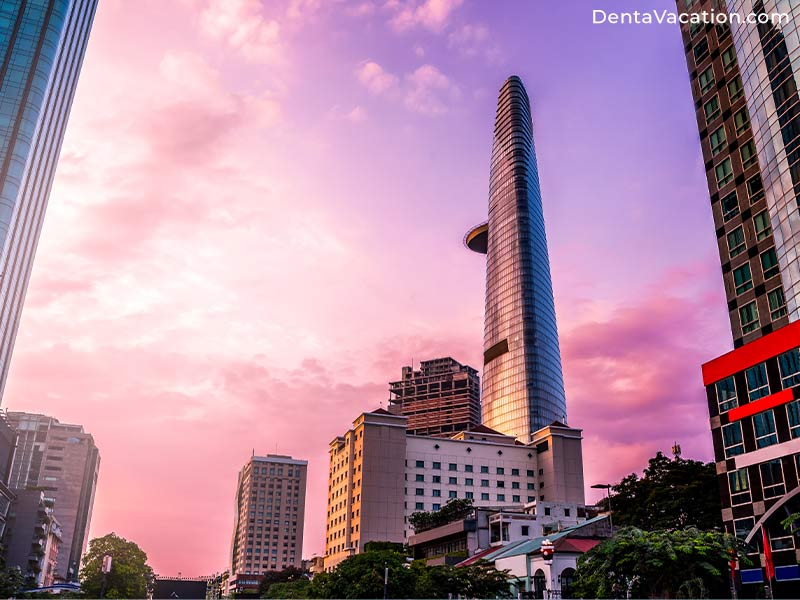 Bitexco Tower | Dental Tourism in Ho Chi Minh City
