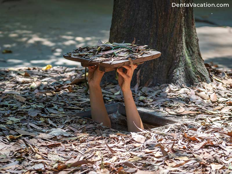 Chu Chi Tunnels | Dental Tourism in Ho Chi Minh City