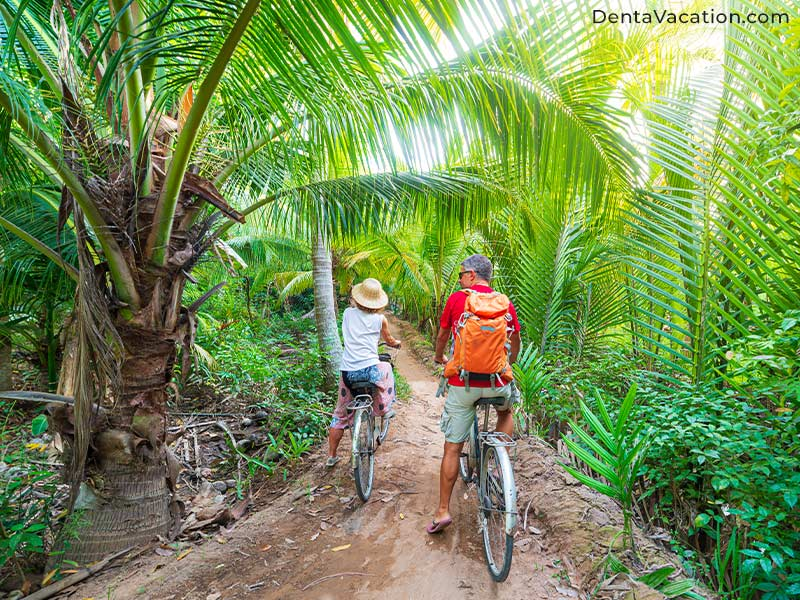Biking @Mekon Delta | Dental Tourism in Ho Chi Minh City