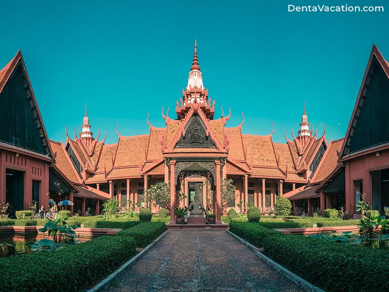 National Museum | Dental Tourism in Phnom Penh