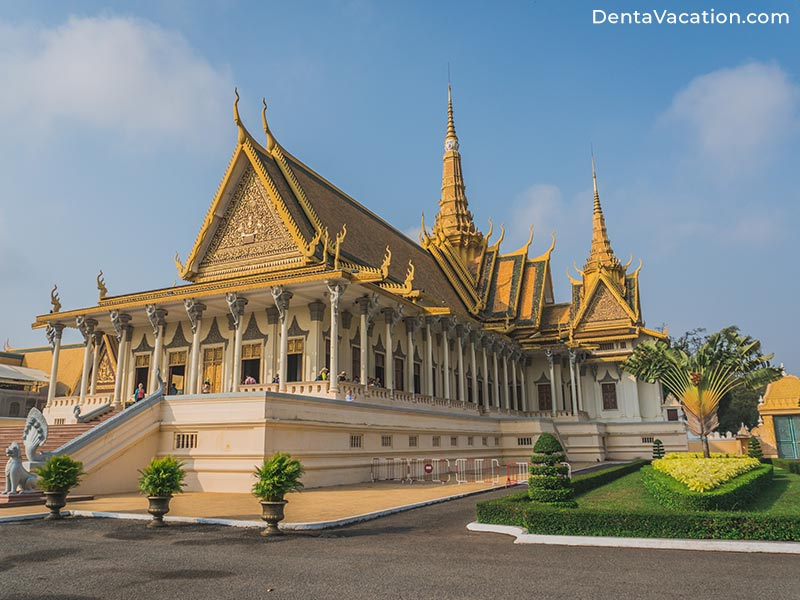 Royal Palace | Dental Tourism in Phnom Penh