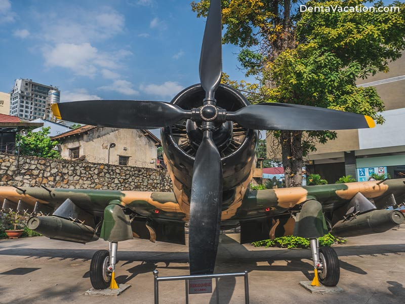 War Museum | Dental Tourism in Ho Chi Minh City