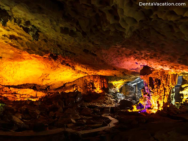 Sung Sot Cave | Dental Tourism in HCMC
