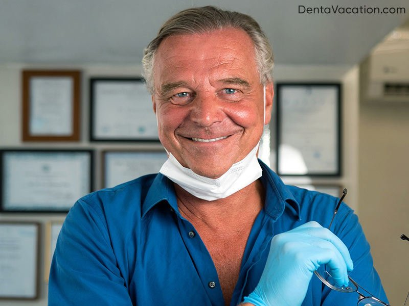 Dr. H.C. Koty | Dental Work in Cabo