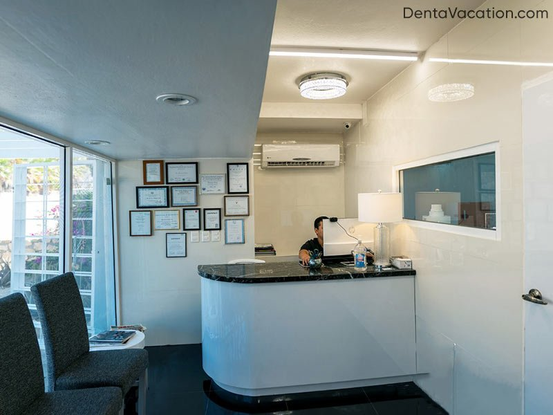 Dental Clinic Reception | Dental Work in Cabo