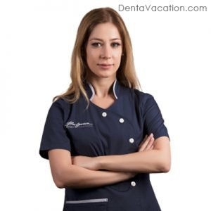 Dr. Tanya | Dental Work in Sofia
