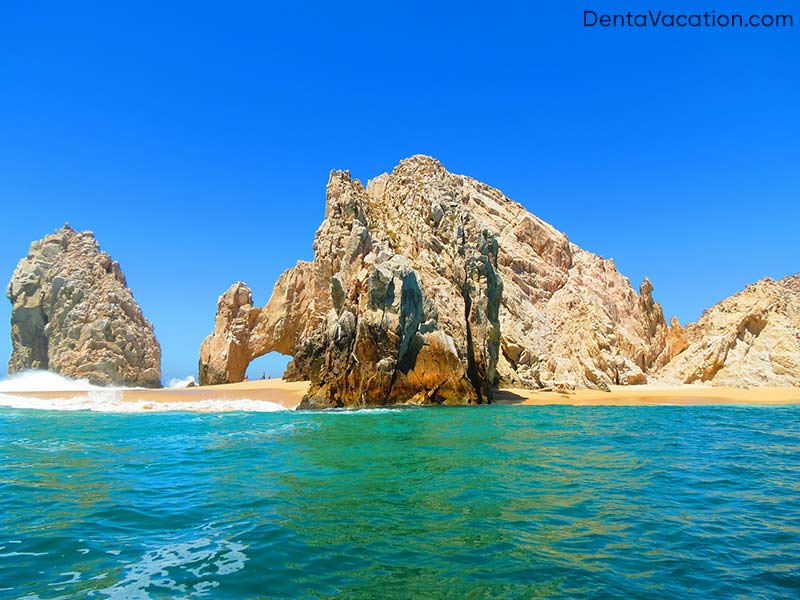 Land's End, Cabo | Dental Tourism in Mexico