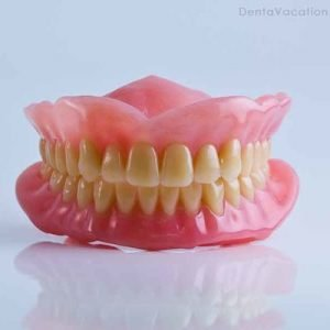 Complete Removable Dentures in Cabo