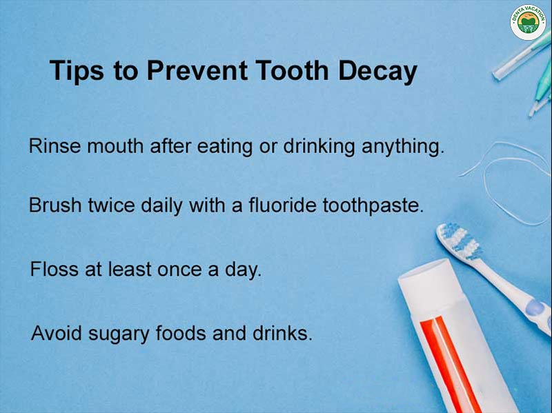 Tips to prevent tooth decay